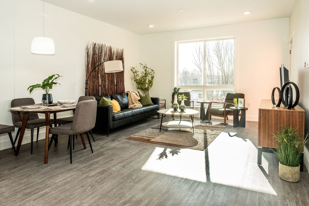 Keller Lake Model Apartment